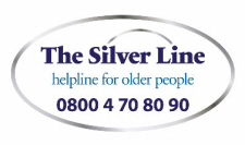 The Silver Line helpline for older people